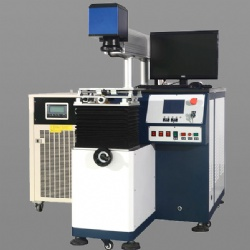 Galvanometer welding machine